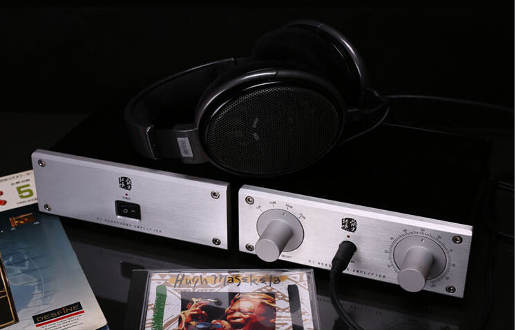 P1 amp Headset super power amplifier amp headphone (Base on lehmann amp)