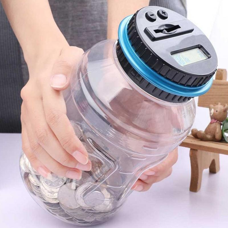 цифровой счетчик монет