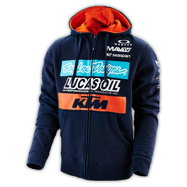 super popolare 30f4d c4489 Wholesale KTM Team Edition Motocross Sweatshirts Outdoor ...