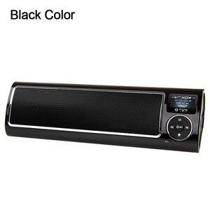 Image 2 - Portable Stereo Audio Memory SD Card Speaker Outdoor Speaker Radio Cycling HiFi Soundbar Caixa De Som Bass Sport Speakers