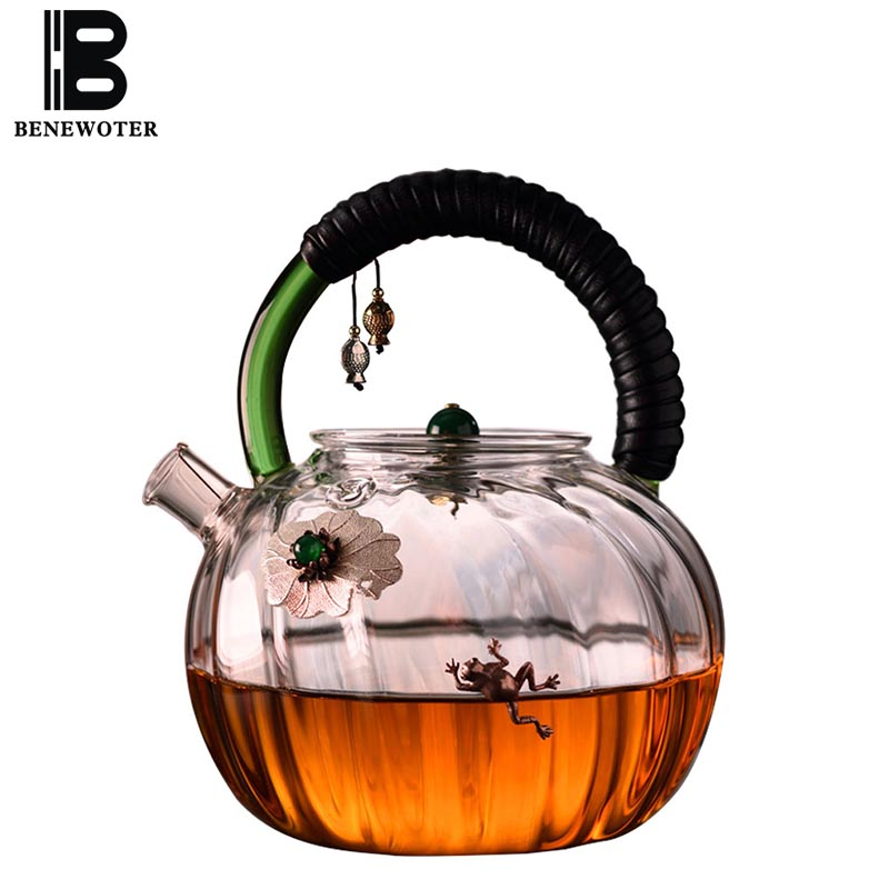 650ml Creative Boutique Inlay Silver Japanese Thicken Heat Resistant Glass Tea Pot Home Flower Teapot Office Kettle Drinkware650ml Creative Boutique Inlay Silver Japanese Thicken Heat Resistant Glass Tea Pot Home Flower Teapot Office Kettle Drinkware