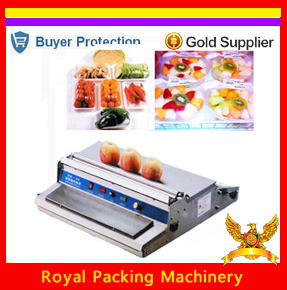 Best Price Stainless Steel Cling Film Sealing Machine,Food Fruit Vegetable Fresh Film Wrapper, Cling Film Sealer Packaging