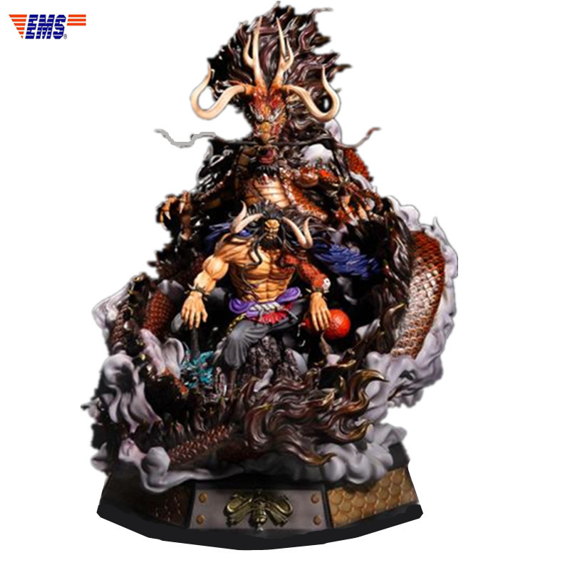 Presale ONE PIECE One Of The Four Emperor Kaido Sitting Position GK Resin Statue Action Figure (Delivery Period: 60 Days) X716Presale ONE PIECE One Of The Four Emperor Kaido Sitting Position GK Resin Statue Action Figure (Delivery Period: 60 Days) X716