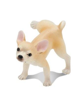 canis lupus familiaris dog chihuahua peeing pose chibi
