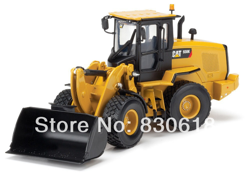 Cat Caterpillar Norscot 55228 1:50 scale 938K WHEEL LOADER diecast model  Construction vehicles toy new norscot 55196 cat caterpillar 950h wheeled loader 1 50 diecast model toy