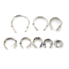 10pcs/lot 8 Size 1/3 1/4 1/6 1/8 for Blyth Azone Doll Headband Embryo DIY Parts Accessories