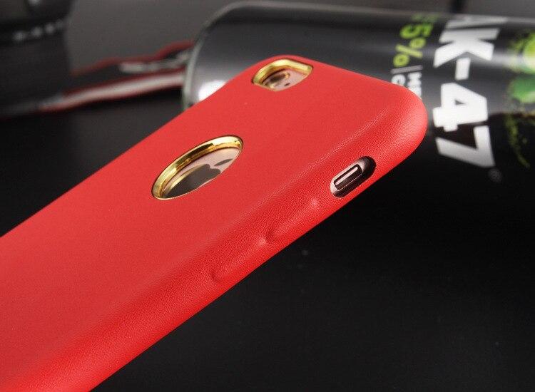 Շքեղ օրիգինալ PU կաշվե տուփ Apple iPhone 7 6 6S - Բջջային հեռախոսի պարագաներ և պահեստամասեր - Լուսանկար 5