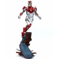 Avengers Endgame Iron Man Thanos Captain Woman PVC Action Figure Toys Iron Man Thanos Figure Collectible Model Toys For Children