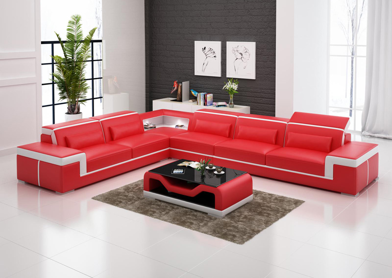 US $1398.0  House Design Real Leather Comfortable Furniture Living Room  Sofa Set-in Living Room Sets from Furniture on AliExpress - 11.11_Double ...