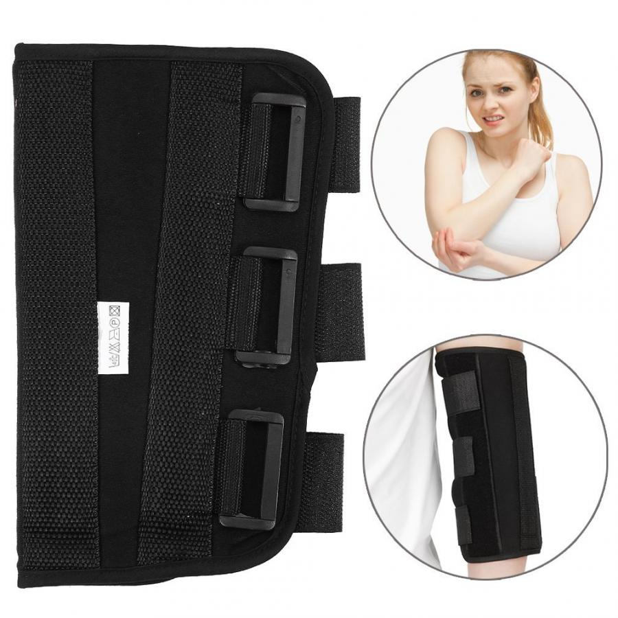 Upper Arm Posture Corrector Limb Elbow Splint Support Elbow Guard Fixed Joint Arthritis Fracture Stabilizer Elbow Support Braces