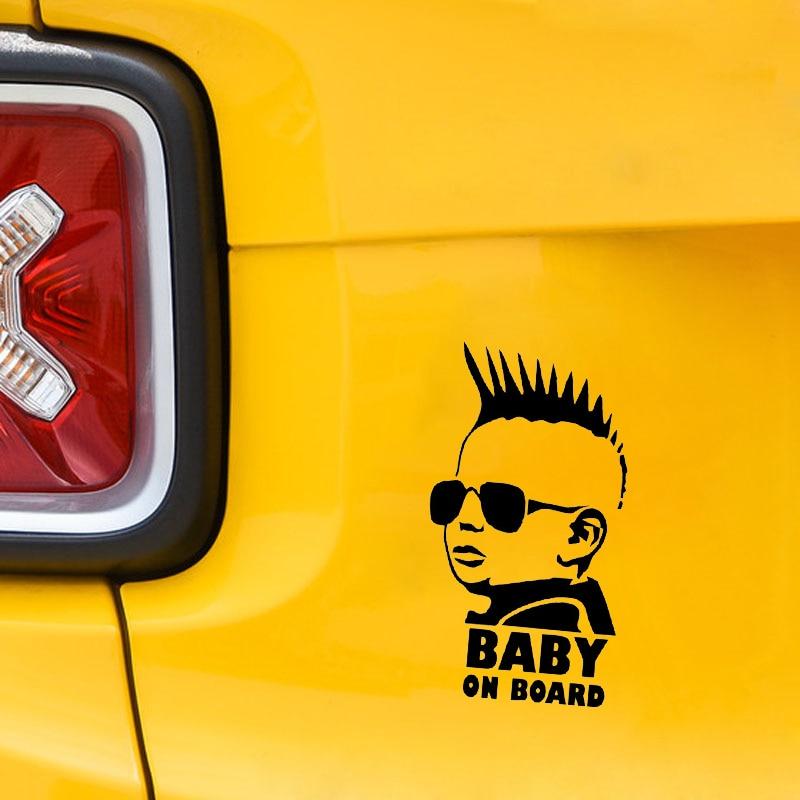 YJZT 8,3*15 см на борту смешной автомобиль Стикеры личности Предупреждение наклейка C4-0868