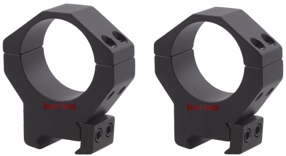 Vector Optics 34mm or 35mm Tactical Riflescope Scope Medium 21mm Picatinny Mount Ring