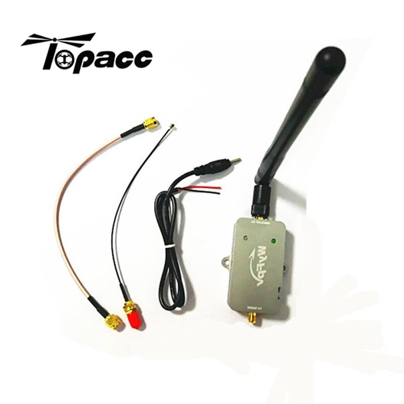 Новое поступление Long Distance 2,5 г 2,4 Вт 33dBm управляемый мощность усилители домашние усилитель сигнала для радио передатчик с SMA Connetor