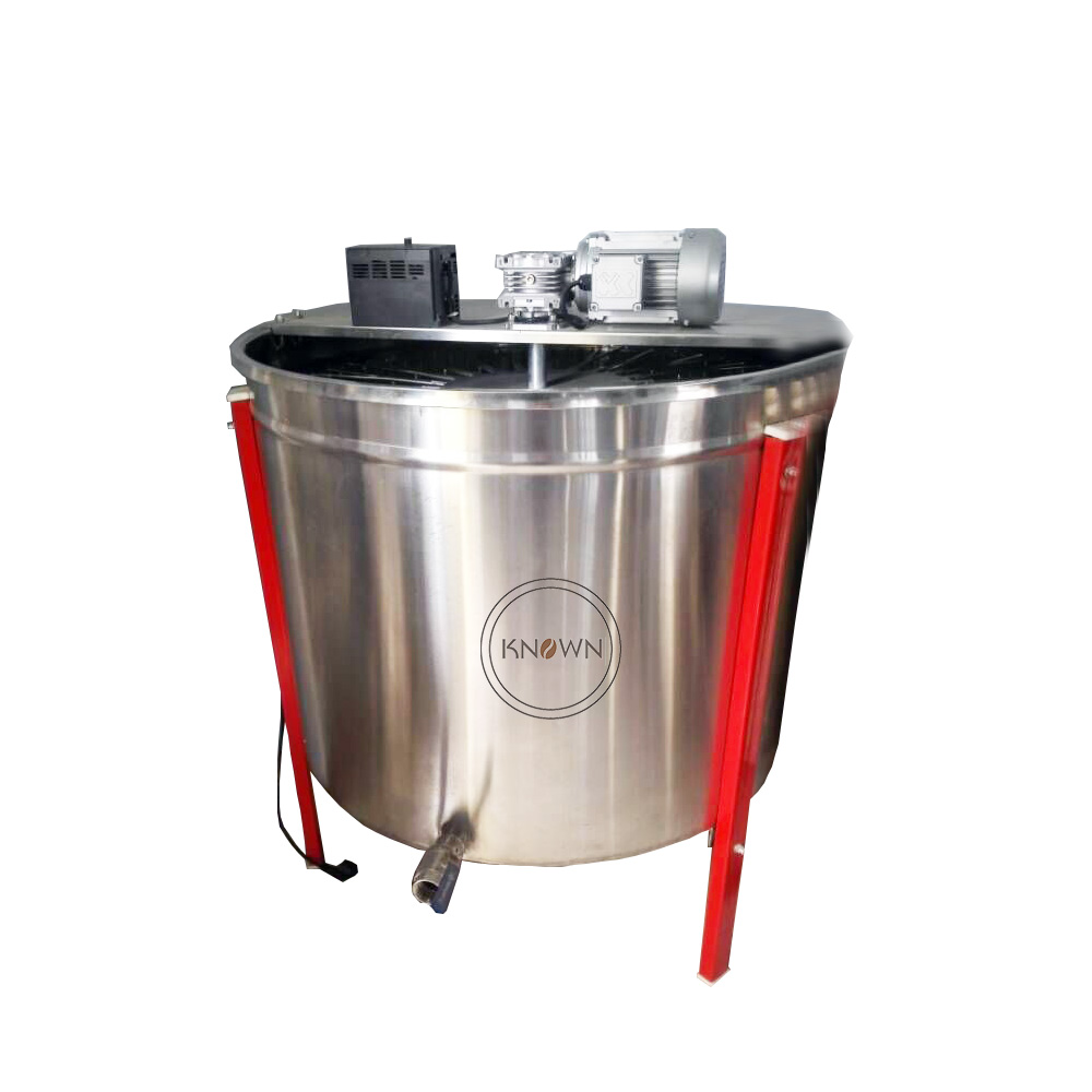 24 frames electric honey extractor free shipping CFR by sea to jeddah port