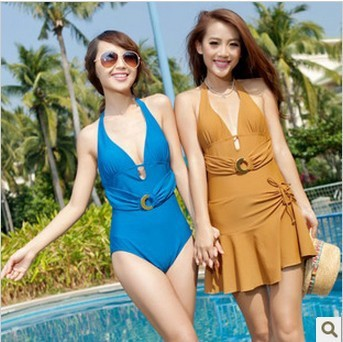 2013 New Bikinis Set swimsuit Swimming fashion sexy swimwear With skirt Quality Assurance,Hot Sale