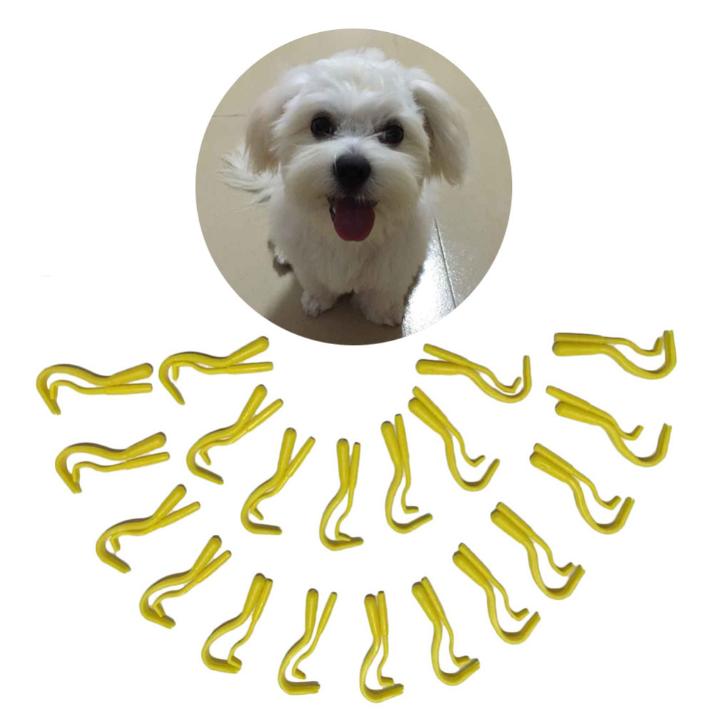 100set/lot Tick Twister Remover Hook Tool For Horse Cat Dog Pet Animal Flea Hook Drop Shipping ...