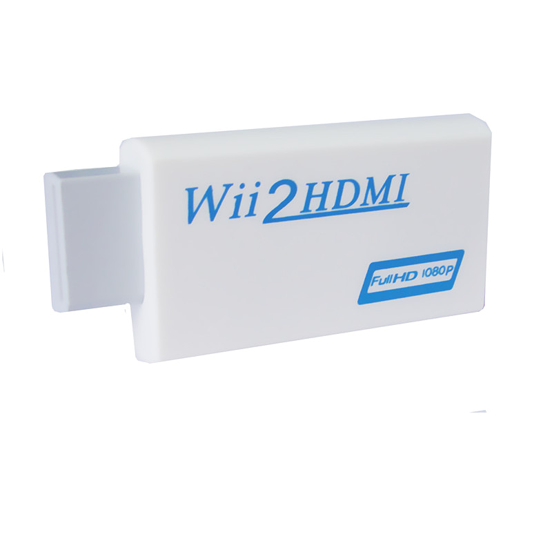 wii2hdmi adapter converter