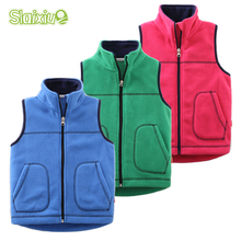 Clothes for boys Autumn&Winter Kids Vest
