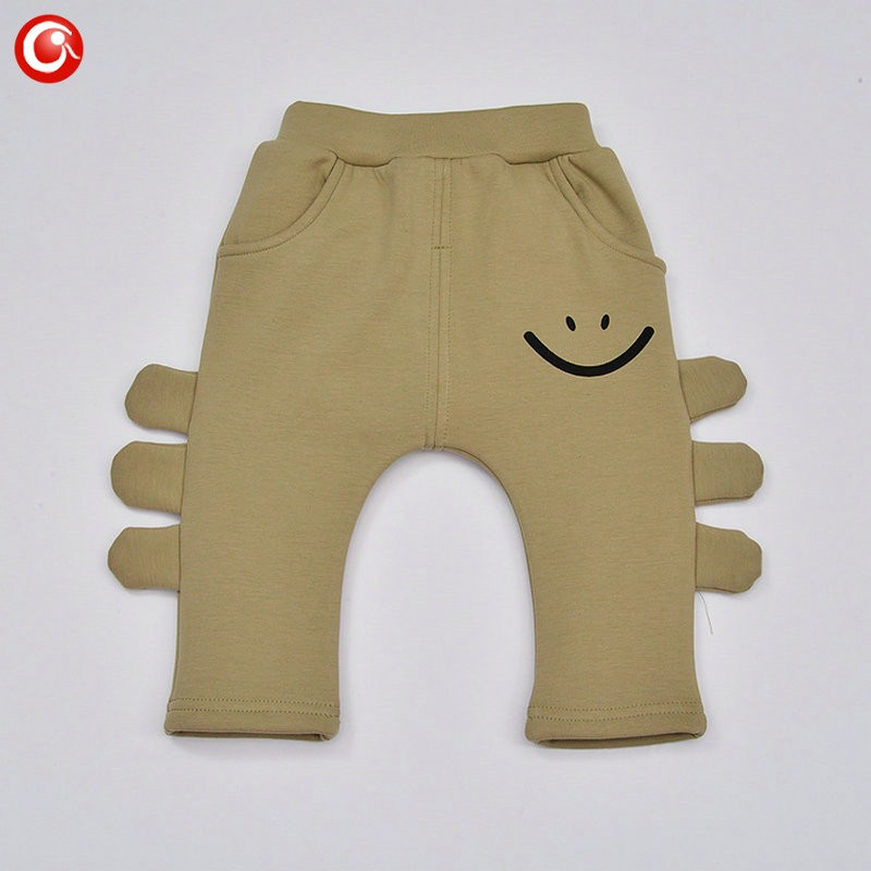 7-24M Baby Winter Tights For Boys Warm Plushed Kids PP Pants For Girls Infantil Bebes Thicken Trousers Clothes 2016  (23)