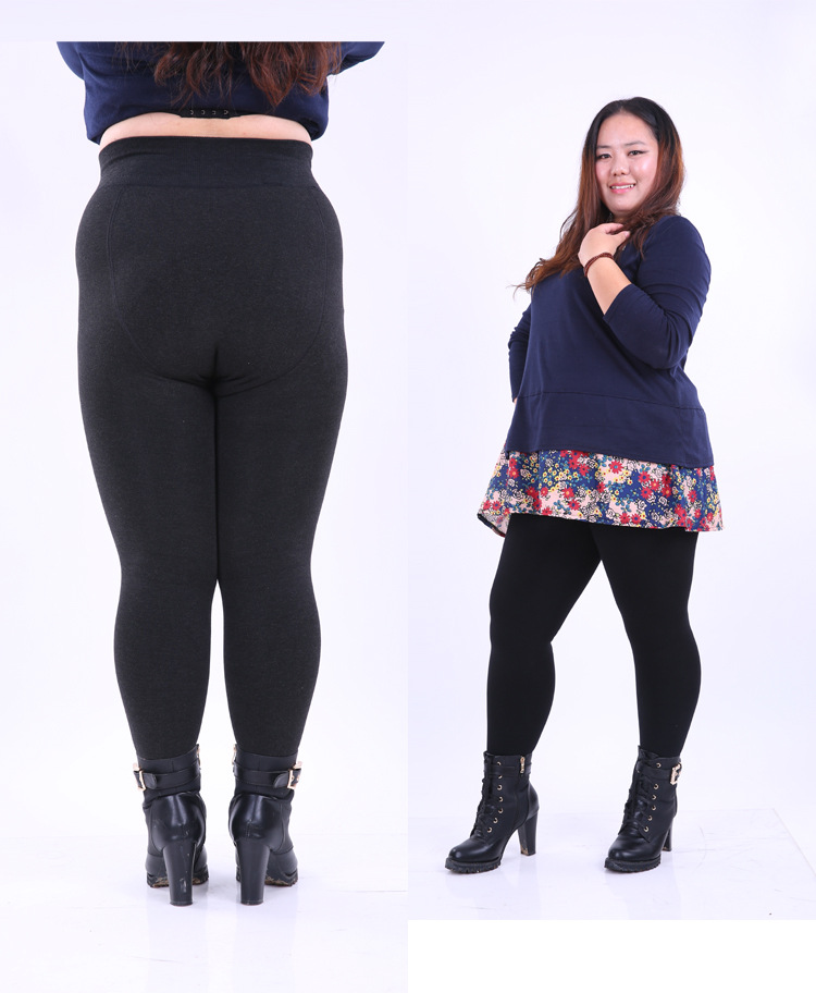 Free shipping FOOTLESS Women's Warm Thick PLUS SIZE Brushed ...
