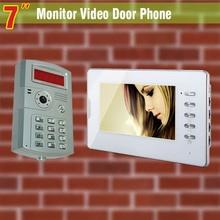 """7 deurbel """"kleurenmonitor deurbel"""