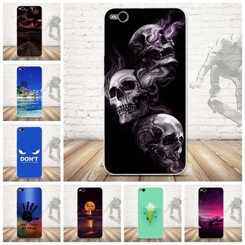Fashion Skull Ultra Thin Soft Silicone TPU Beautiful Beach Cloudy Moon Ocean Scenery Phone Case for HTC One X9 Case image