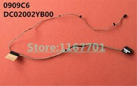 New Original Laptop/notebook LCD/LED/LVDS screen cable for Dell Latitude 14 3000 3490 E3490 0909C6 DC02002YB00 FHD 30pin