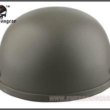 Военный Тактический шлем для страйкбола EMERSON ACH MICH 2002 шлем Листва Зеленый EM8977B