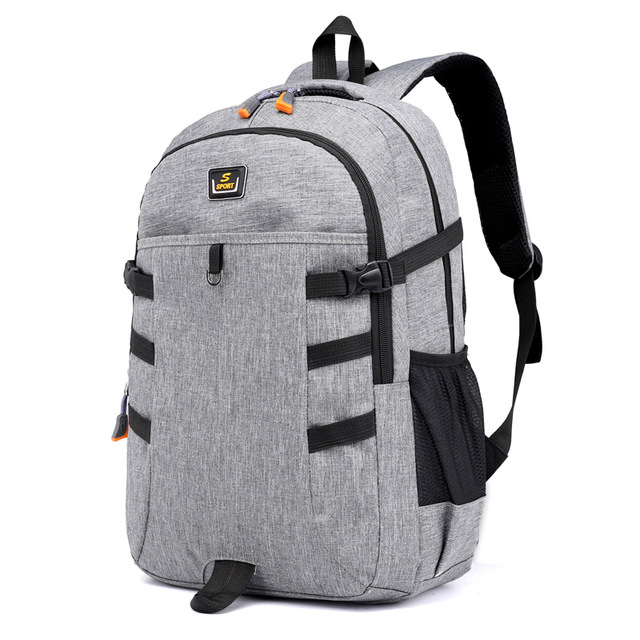 Оксфорд водонепроницаемый 14 дюймов рюкзак для ноутбука мужские рюкзаки для девочек-подростков дорожный рюкзак сумка женская мужская школьная сумка Escolar
