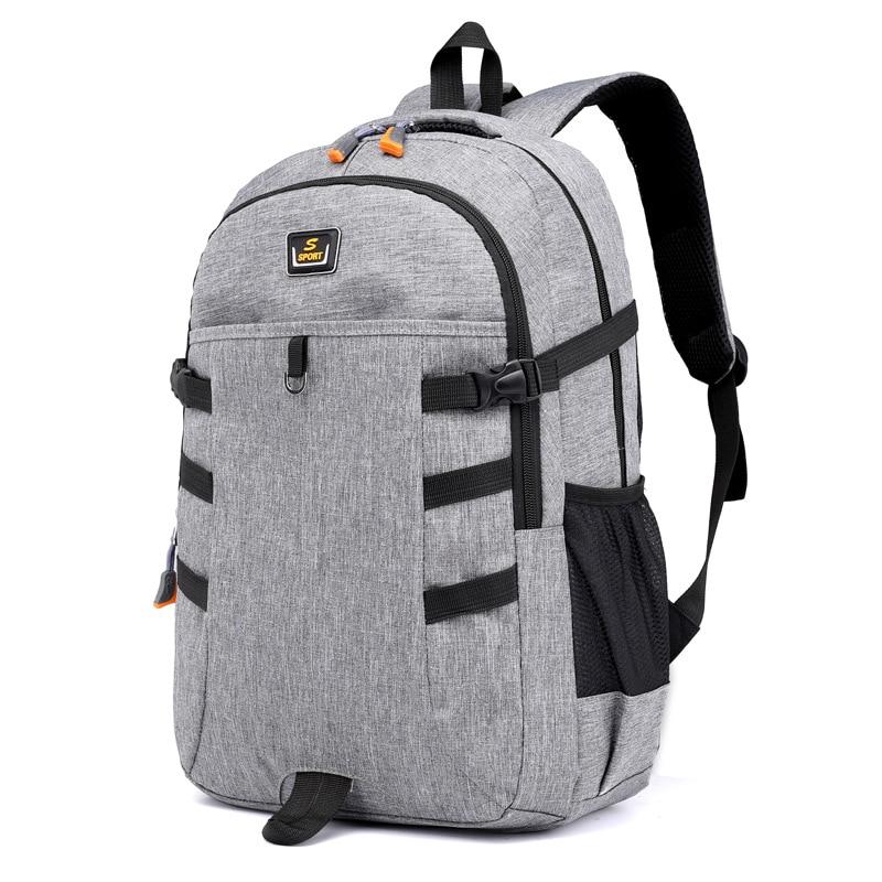 Oxford Waterproof 14inches Laptop Backpack Men Backpacks For Teenage Girls Travel Backpack Bag Women Male School Bags Escolar