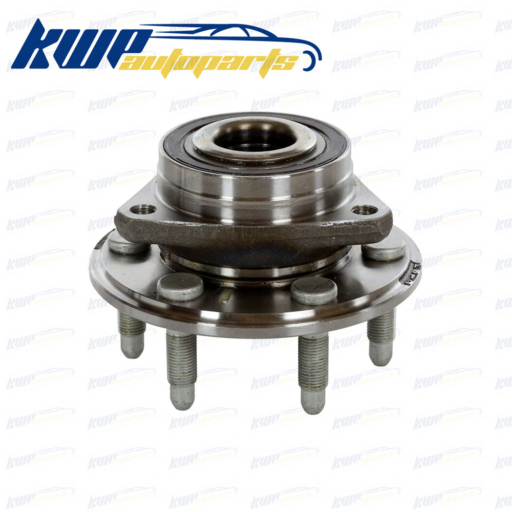 New Complete Front or Rear Wheel Hub and Bearing Assembly for Cadillac SRX #513289 new solenoid assembly 708 2l 25211 for pc250lc 6lc 6l wheel excavators
