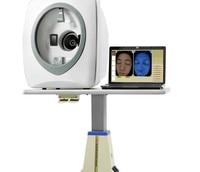 Non invasive technology! 3D mirror facial skin analyzer / skin scanner / skin diagnostic equipment