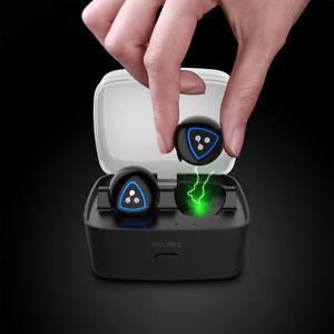 Baixo pesado D900 MINI bluetooth 4.1 fone de ouvido de redução de ruído fone de ouvido bluetooth para o telefone móvel sem fio fone de ouvido esportes