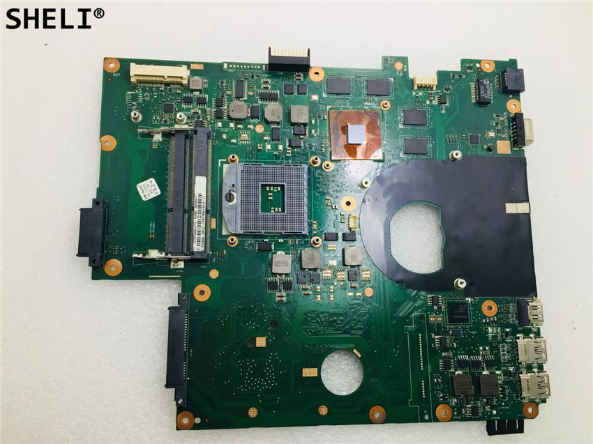 SHELI For MSI CX640DX A17 Laptop Motherboard 08N1 0P11J00