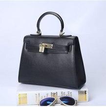 JONON Luxury Handbags Women Bags Designer Women Leather Handbags Crossbody Bags For Women Padlock Golden Hardware Keys Locks