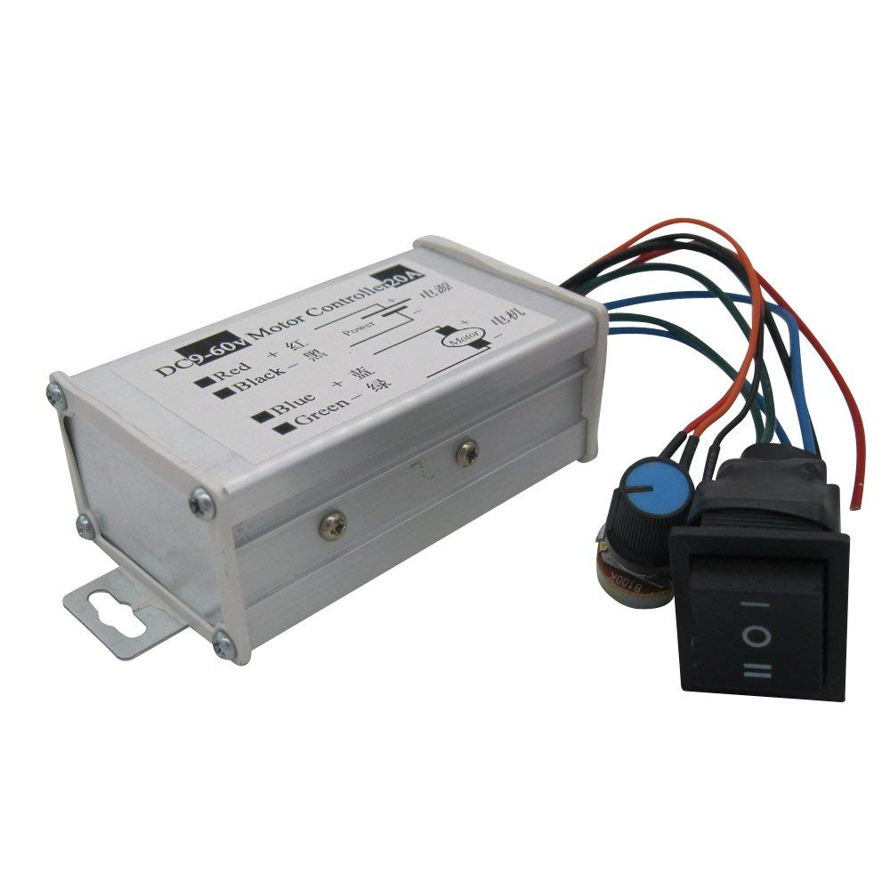 ♔ >> Fast delivery dc motor speed controller 20a in Boat Sport