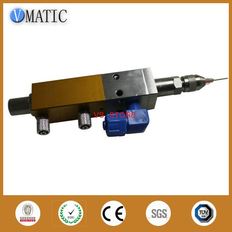 high precision Needle off dispensing valve, glue dispense nozzle at low price