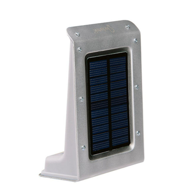 New Brand Solar Powered 20 LED Energy Saving Waterproof Garden Light Solar Security Light With Motion Sensor PIR Wall Light