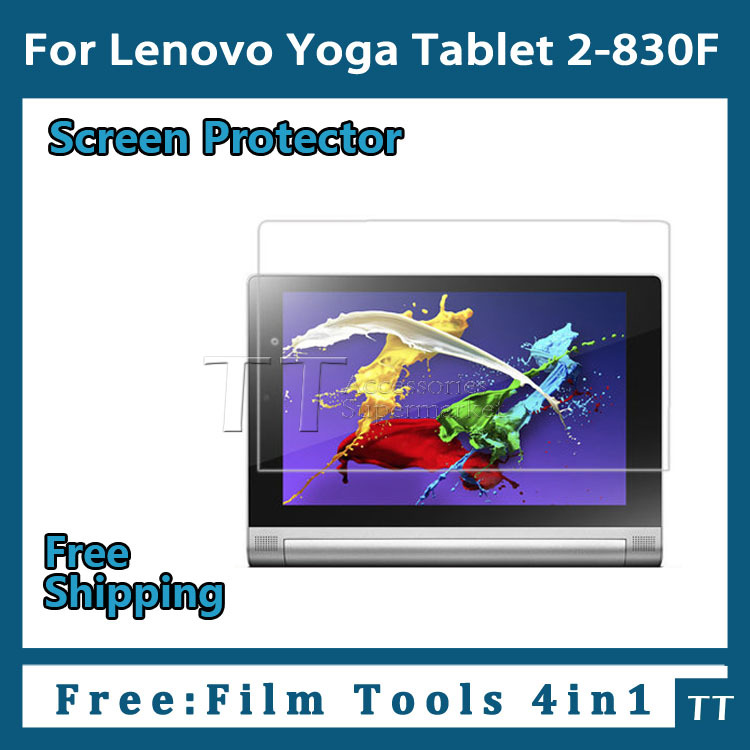 3 pieces/lot HD Screen protector for Lenovo Yoga Tablet 2-83