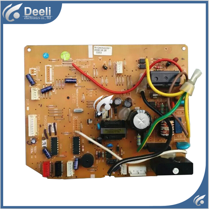 95% new Original good working for Mitsubishi air conditioning Computer board RYD505A028 board original 95