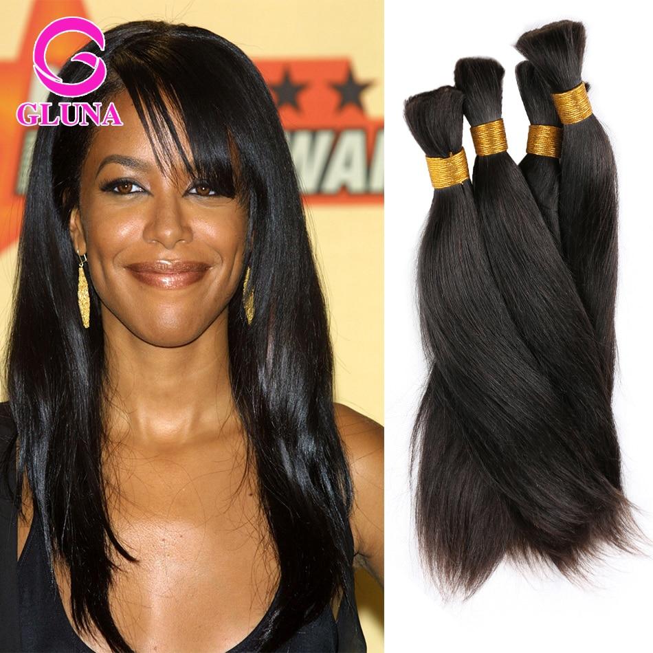 Top Sale Indian Human Braiding Hair Bulk 8A Straight Hair Bulk For Braiding  4pcs Indian Remy Human Hair Straight Mixed Length 3aeb349ff
