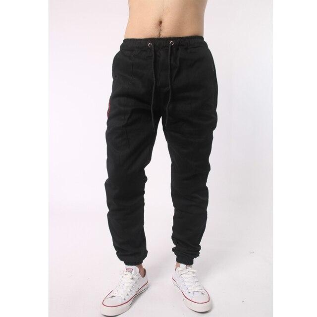 Joggingbroek Skinny Heren.Nieuwe Trend Joggingbroek Mannen Pantalon Homme Casual Slim Fit