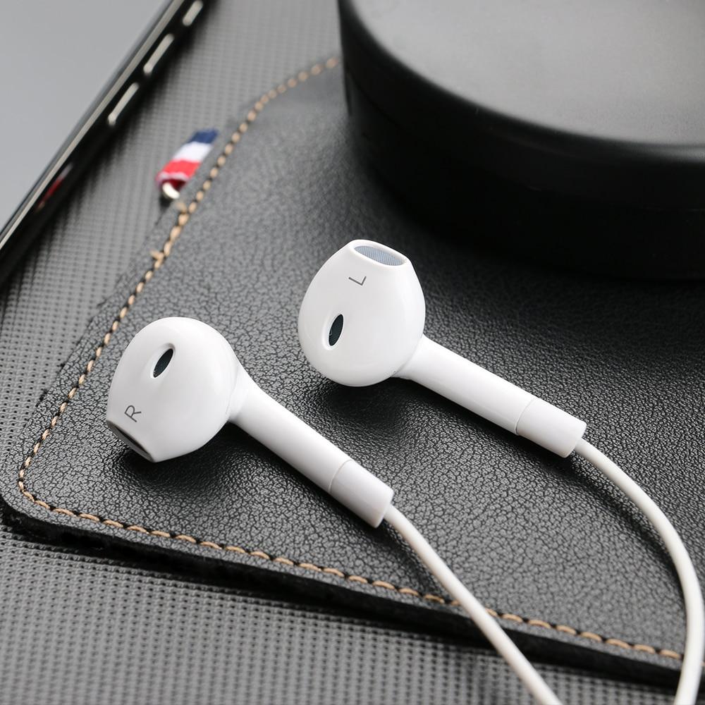 Langsdom Hifi-kuulokkeet kuulokkeella, jossa on mikrofoni - Kannettava ääni ja video - Valokuva 5