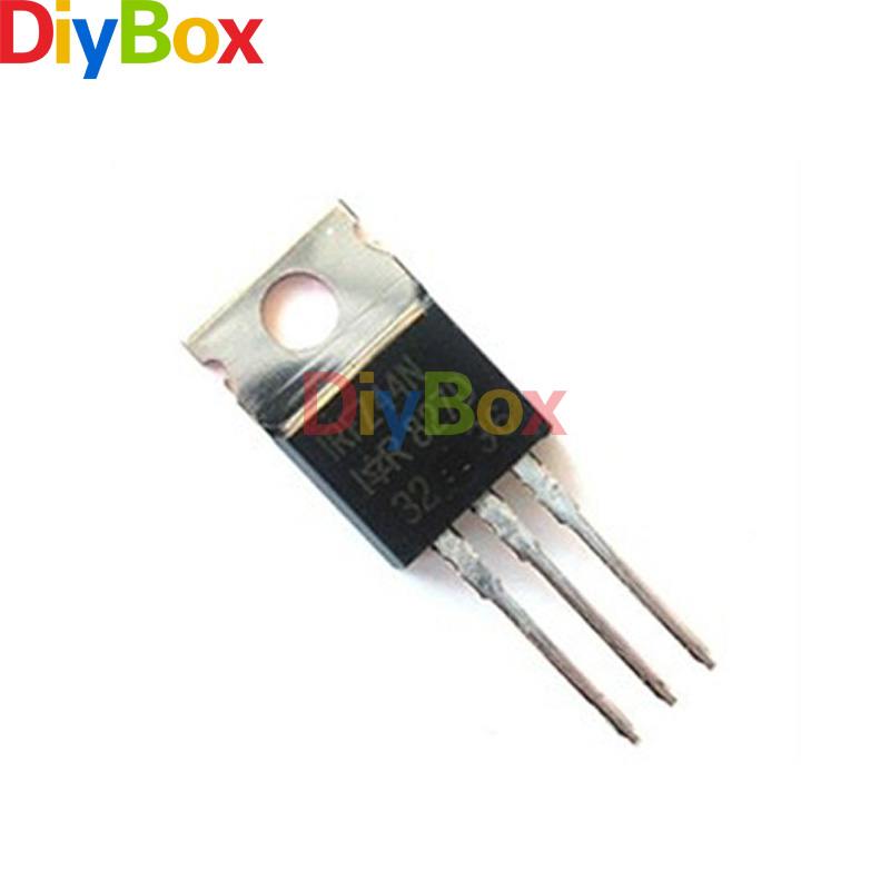 10PCS NEW IR IRFZ44N IRFZ44 Power MOSFET 49A 55V TO-220