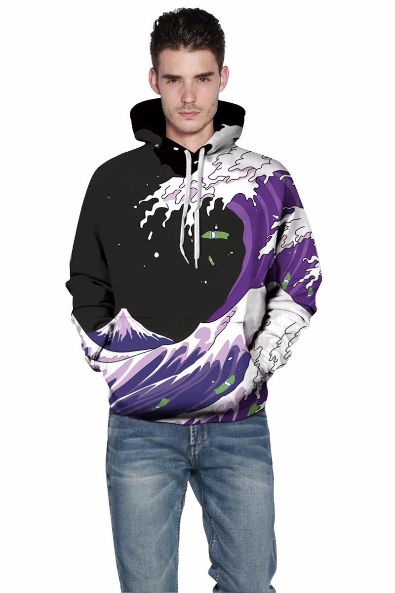 Mr.1991INC Autumn Winter Fashion Men/Women Hoodies Hooded With Hat Print Sea Waves Thin Style 3d Sweatshirts Men/Women Hoodies With Hat Print Sea Waves HTB1Gd02OFXXXXa8XFXXq6xXFXXXQ