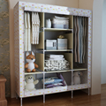 Cabinet bold new product family widened steel high capacity large wardrobe closets simple country's 23 provinces shipping