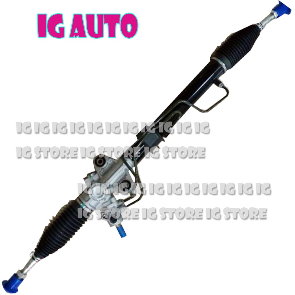 Brand New Power Steering Gear Box Rack For Mitsubishi Pickup Triton L200 Pajero Montero Sport Challenger Nativa LHD MR333500 new lhd power steering rack 44250 06270 4425006270 for toyota camry acv40