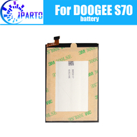 DOOGEE S70 Battery Replacement 100% Original New High Quality High Capacity 5500mAh Battery for DOOGEE S70