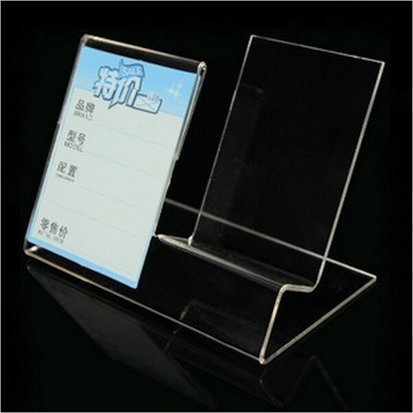 Hot sale Universal Acrylic Mobile Cell Phone Holder