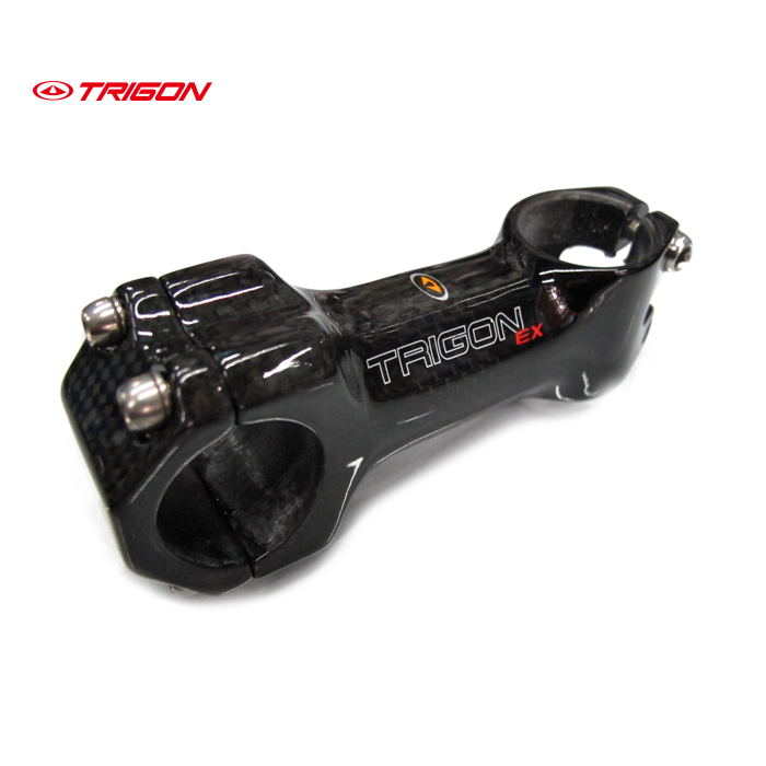 Trigon HS107 ultra-light full carbon stem mountain bike bicycle stem 90mm футболка мужская calvin klein jeans цвет белый j30j306447 1120 размер s 44 46